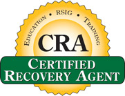 Certified Recovery Agent